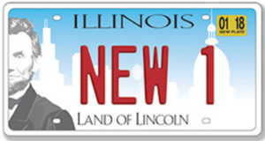 Secretary of State to Issue New License Plates in Jan. 2017